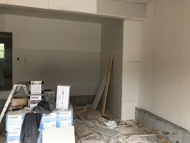 Save Money and Make Your Home Look Great with Professional Drywall Installation